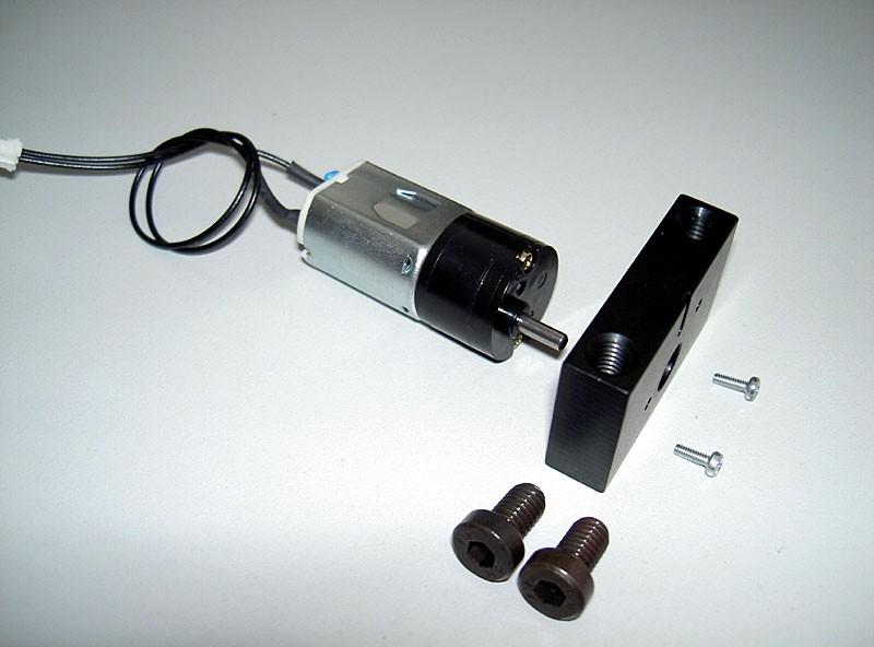 Getriebemotor Set Igarashi (3mm Achse)