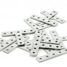 T-Platten für 10x10 Makerbeam Profile. 10 Stk.